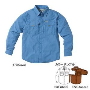 Columbia(コロンビア) シルバーリッジIIシャツ K's 6 100(White)