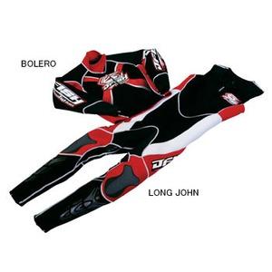 J-FISH JWS-29100 エボリューション ウェットスーツ メンズ MLB BLACK×RED