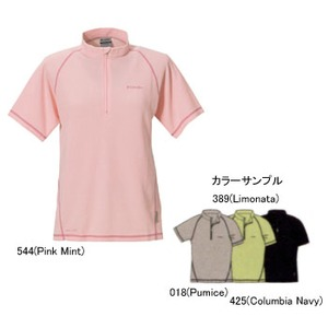 Columbia(コロンビア) ウィメンズノースベンドTシャツ M 389(Limonata)
