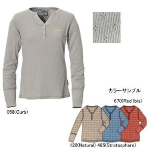 Columbia(コロンビア) ウィメンズキャッスルロックTシャツ XL 120(Natural)