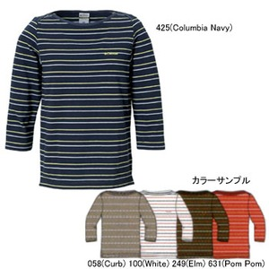Columbia(コロンビア) ウィメンズクレイバークリークTシャツ M 058(Curb)