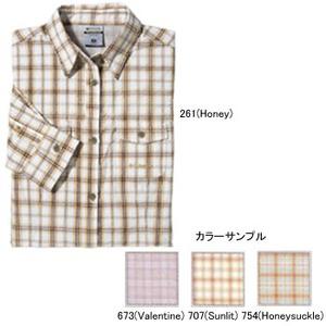 Columbia(コロンビア) ウィメンズシークレストシャツ XL 673(Valentine)