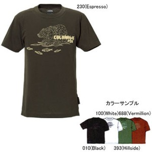 Columbia(コロンビア) ベアフィッシングTシャツ M 688(Vermillion)