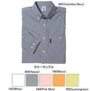 Columbia(コロンビア) トロイヒルIIシャツ XL 544(Pink Mint)