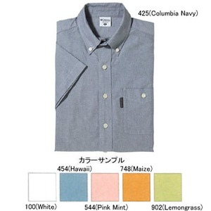 Columbia(コロンビア) コラシャツ L 100(White)
