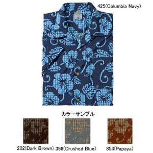 Columbia(コロンビア) ロックスプリングスシャツ XS 398(Crushed Blue)
