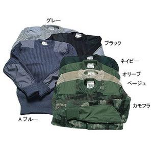 A&F COUNTRY(エイアンドエフカントリー) コマンドセーター 38 ブラック