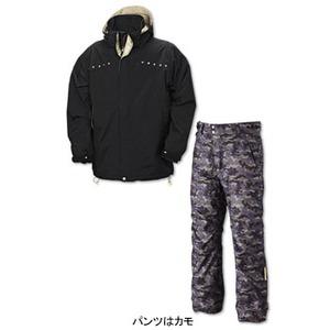 ダイワ(Daiwa) OR-3114 アウトブレイズ・レインマックスレインスーツ M ブラック