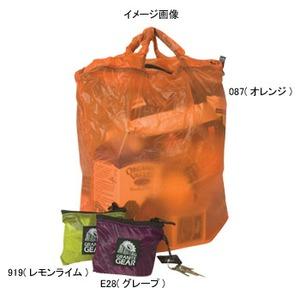 GRANITE GEAR(グラナイトギア) エアトート 30L 087(オレンジ)