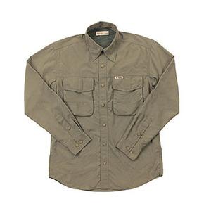 Fox Fire(フォックスファイヤー) パスファインダーUVシャツL/S M's S 064(モス)