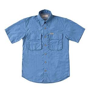Fox Fire(フォックスファイヤー) パスファインダーUVシャツS/S M's M 040(ブルー)