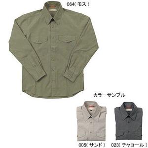 Fox Fire(フォックスファイヤー) スコーロンプレーンシャツL/S M's S 005(サンド)