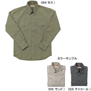 Fox Fire(フォックスファイヤー) スコーロンプレーンシャツL/S M's XL 005(サンド)