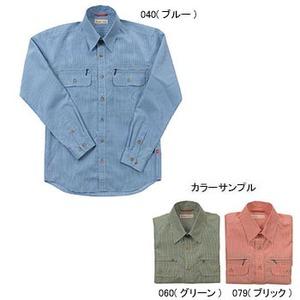 Fox Fire(フォックスファイヤー) スコーロンナローチェックシャツL/S M's S 079(ブリック)