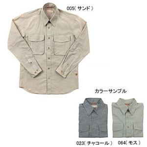 Fox Fire(フォックスファイヤー) トランスウェットスラブシャツL/S M's L 064(モス)