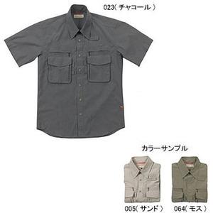 Fox Fire(フォックスファイヤー) スコーロンソリッドシャツS/S M's L 005(サンド)