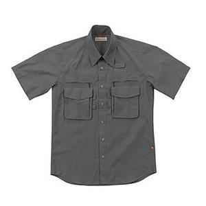 Fox Fire(フォックスファイヤー) スコーロンソリッドシャツS/S M's L 023(チャコール)
