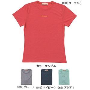 Fox Fire(フォックスファイヤー) QDCストレッチロゴTシャツS/S W's L 020(グレー)