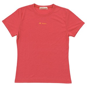 Fox Fire(フォックスファイヤー) QDCストレッチロゴTシャツS/S W's M 090(コーラル)