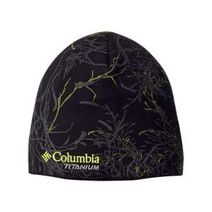 Columbia(コロンビア) タイタニアムグラフィックビーニー O/S 010(Black)