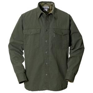 Columbia(コロンビア) フォートロックIIシャツジャケット S 213(Peatmoss)
