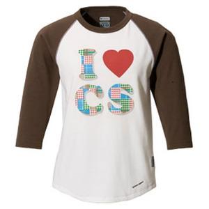 Columbia(コロンビア) ウィメンズ ラビンCSC 3/4Tシャツ L 256(Tobacco)