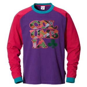 Columbia(コロンビア) スリーリーフCSCTシャツ XL 559(UW Purple Multi)