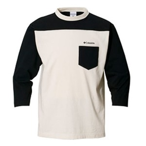Columbia(コロンビア) ワトソン3/4Tシャツ L 010(Black)