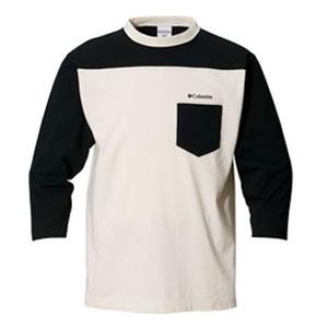 Columbia(コロンビア) ワトソン3/4Tシャツ XL 010(Black)