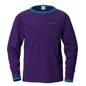 Columbia(コロンビア) コリンズTシャツ L 559(UW Purple)