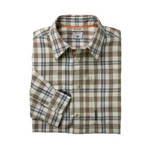 Columbia(コロンビア) アグネスクリークシャツ L 022(Stone)