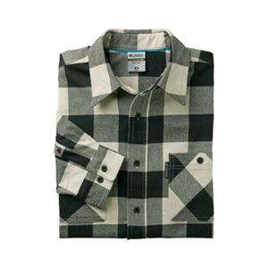 Columbia(コロンビア) ハイブリッジシャツ L 022(Stone)