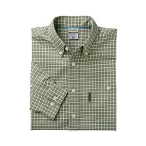Columbia(コロンビア) ウィーバーポイントシャツ XL 365(Sage)