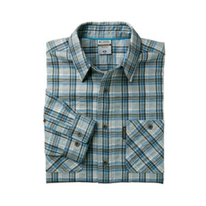 Columbia(コロンビア) フリッククリークシャツ S 001(Varsity Grey)