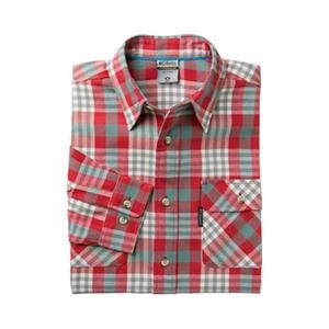 Columbia(コロンビア) グードリッジシャツ L 986(Chili)