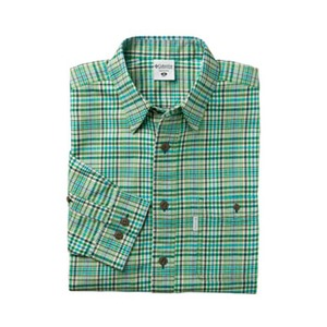 Columbia(コロンビア) シルバーゲイトシャツ XL 343(Sherwood)