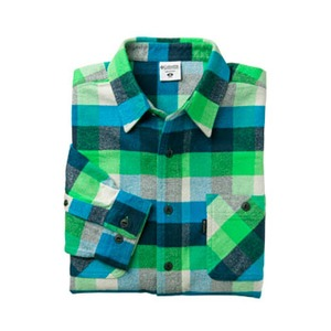 Columbia(コロンビア) タワージャンクションシャツ M 325(Neon Green)