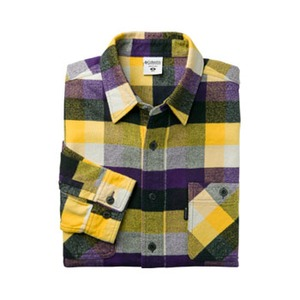 Columbia(コロンビア) タワージャンクションシャツ XS 559(UW Purple)