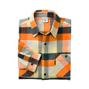 Columbia(コロンビア) タワージャンクションシャツ M 821(Orange Pop)