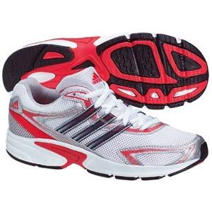 adidas(アディダス) オプティクK 19.0cm ランニングW×メタリックS×ハイRF09