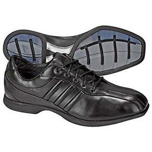 adidas(アディダス) ラクニ Elega 29.5cm ブラック×ブラック×ブラック