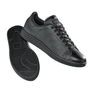 adidas(アディダス) STAN SMITH 2 24.5cm ブラック×ブラック×ブラック