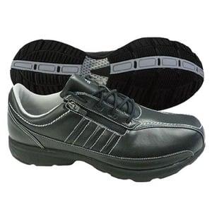 adidas(アディダス) ラクニ AK 23.0cm ブラック×ライトオニックス×ブラック