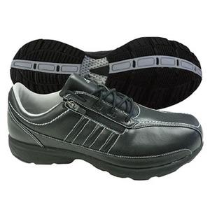 adidas(アディダス) ラクニ AK 24.0cm ブラック×ライトオニックス×ブラック