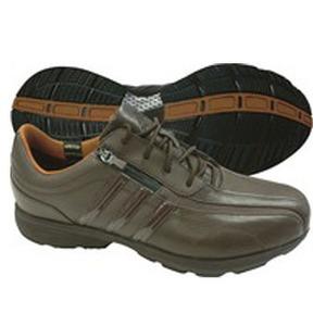 adidas(アディダス) ラクニ GTX II 29.5cm エスプレッソ×サドルS08×ムスタングブラウン