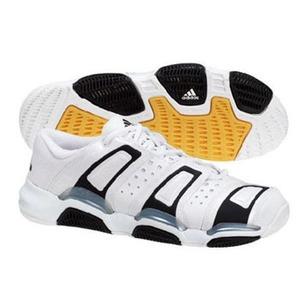 adidas(アディダス) COURT STABIL 29.5cm ランニングホワイト×ブラック×メタリックシルバー