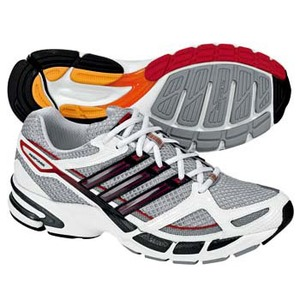 adidas(アディダス) レスポンス CSH 18 30.0cm ランニングホワイト×ブラック×メタリックゴールド