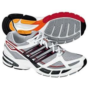 adidas(アディダス) レスポンス CSH 18 29.5cm シルバー×ファントムS09×レッドS09
