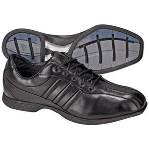 adidas(アディダス) ラクニ Elega 24.0cm ブラック×ブラック×ブラック