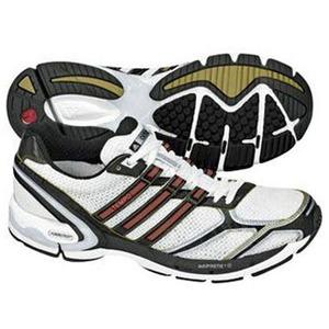 adidas(アディダス) アディゼロ Tempo2 23.5cm ランニングホワイト×ブラック×ピュアレッドF09